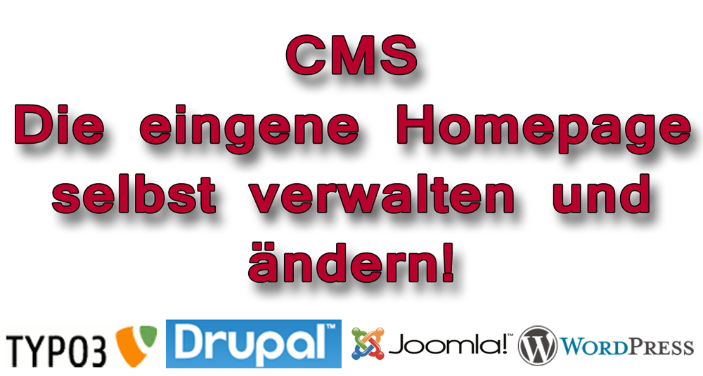WEBDESIGN - Content Management Systeme